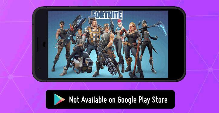 Fortnite download apk pc